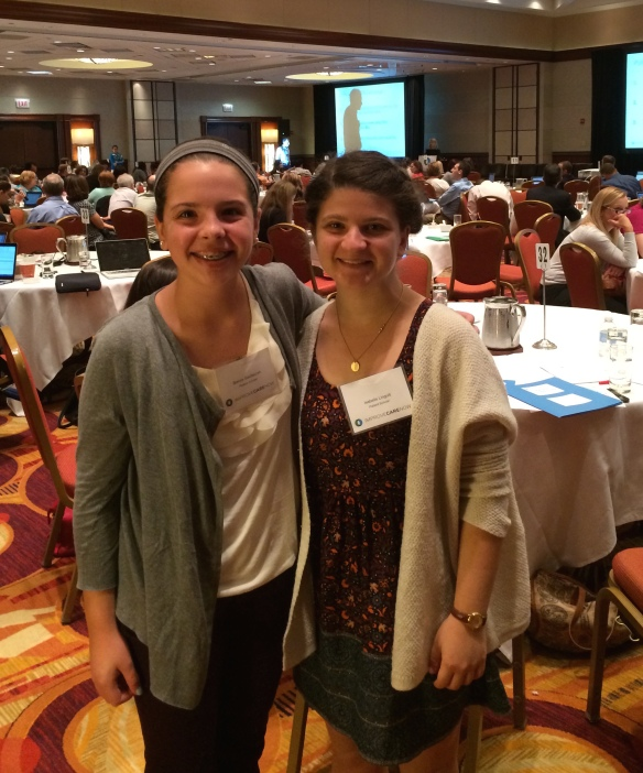 The 2014-15 PAC Scholars Bianca & Isabelle