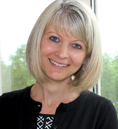 Sarah Myers is the Executive Improvement Director for ImproveCareNow