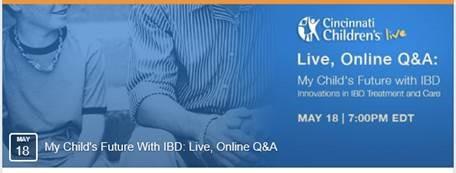 Online IBD Event