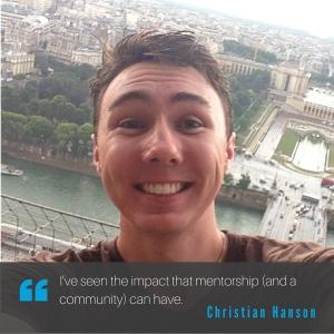 Christian Hanson on Mentoring Kids with IBD