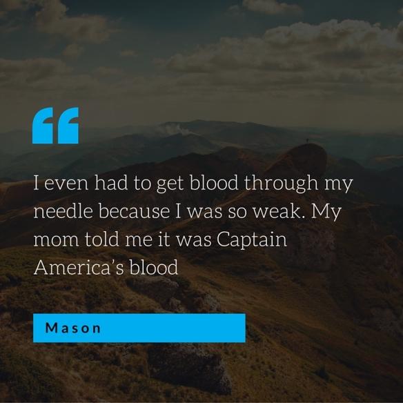 Mason Coldsmith's story