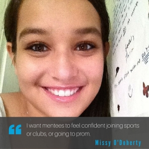Missy O'Doherty on the impact of mentoring for high-schoolers with IBD