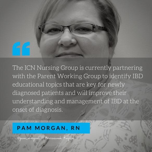 Pam Morgan for the ICN Nursing Group